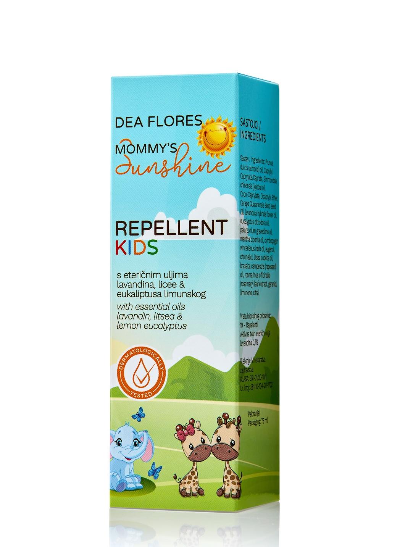 Dea Flores Repellent Kids