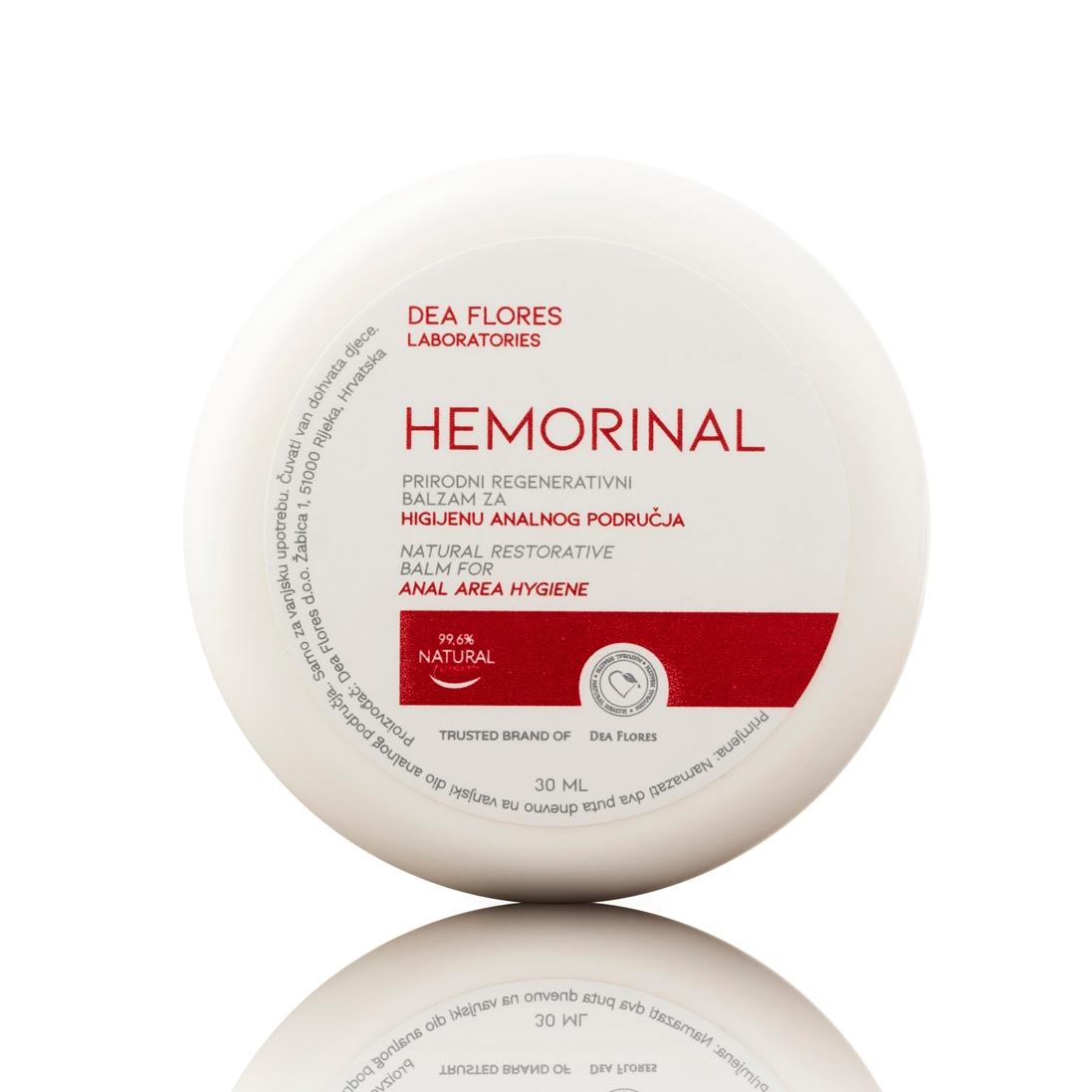 Dea Flores Hemorinal balzam za higijenu analnog područja
