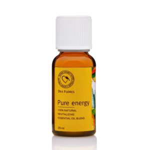 Dea Flores Pure Energy sinergija