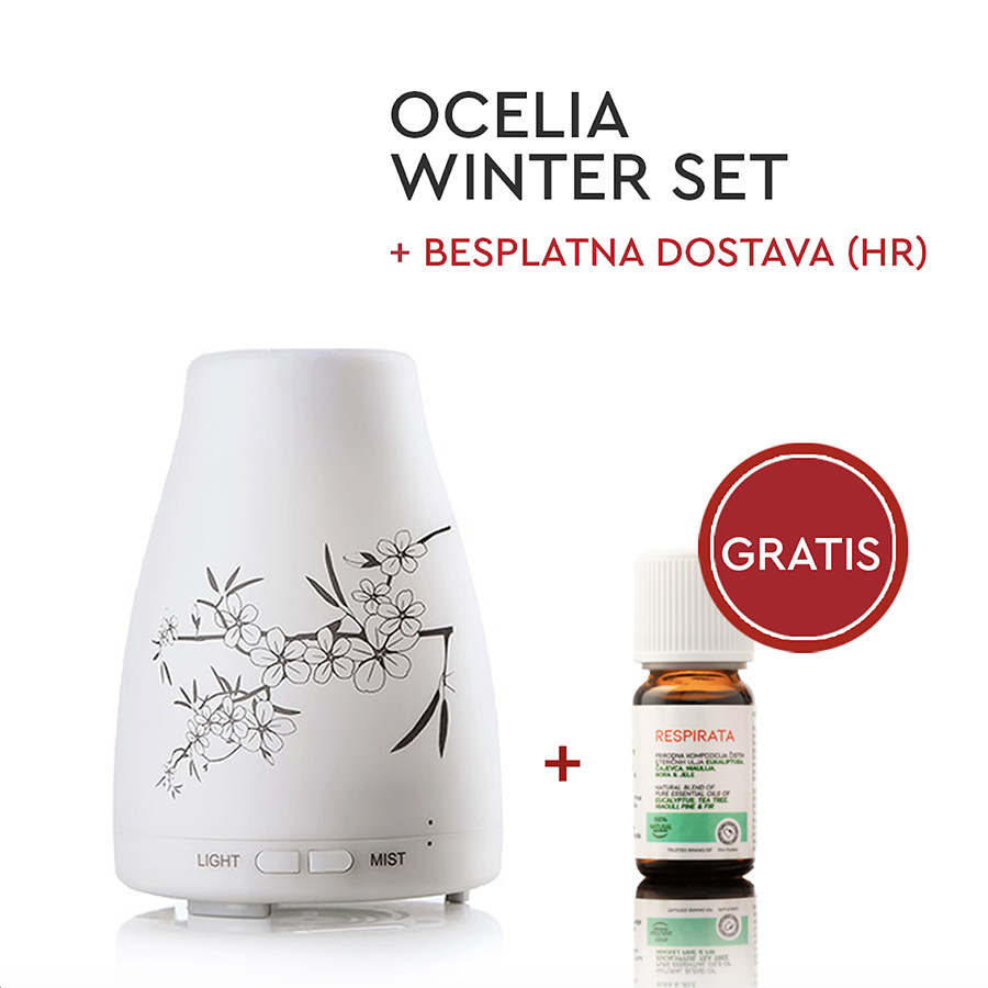 Dea Flores Ocelia Winter Set - difuzor + Respirata